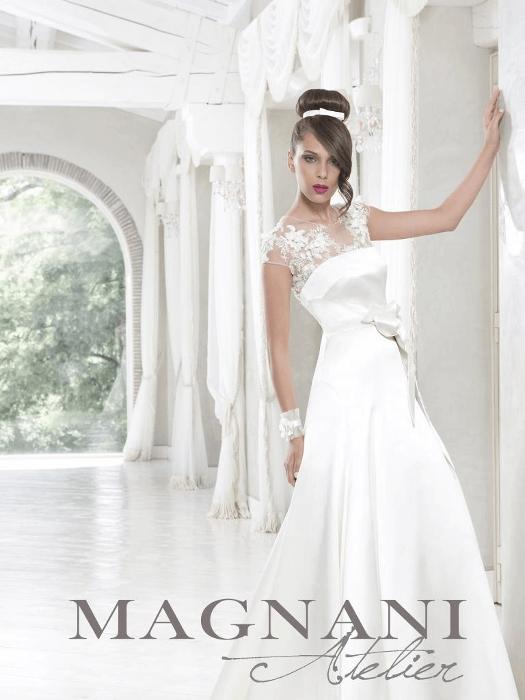 competitive price 74cf8 e0013 Abiti da Sposa | Magnani Atelier