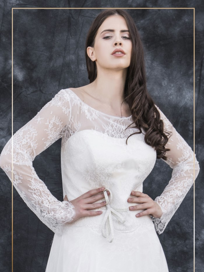 Dolci linee - LX 072 - Dolci Linee - Curvy wedding dress