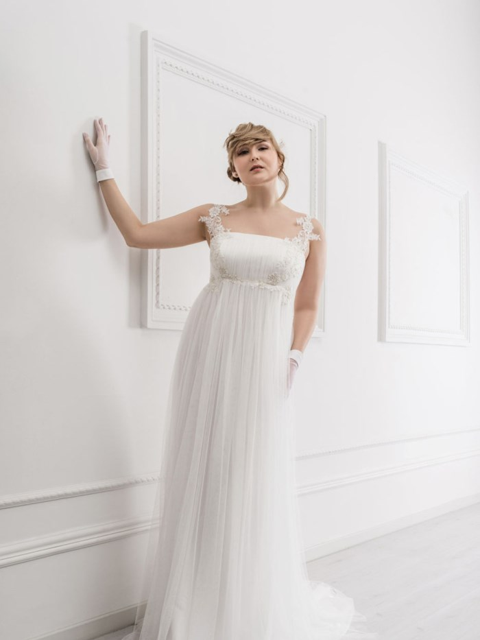 Curvy Wedding Dresses - LX20