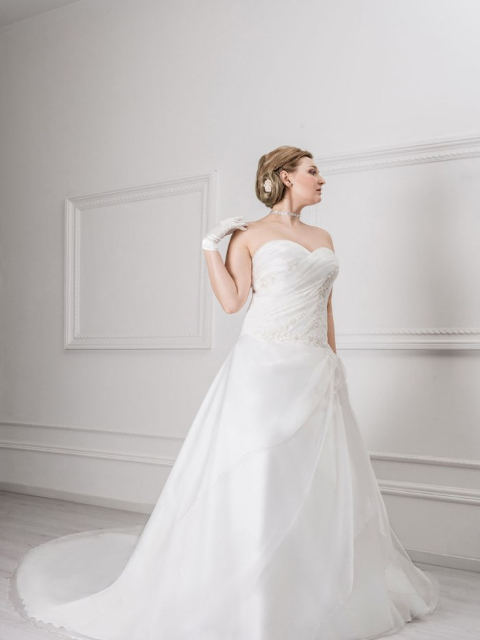 Curvy Wedding Dresses - LX22