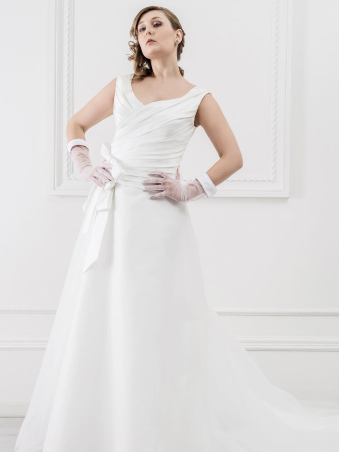 Curvy Wedding Dresses - LX26