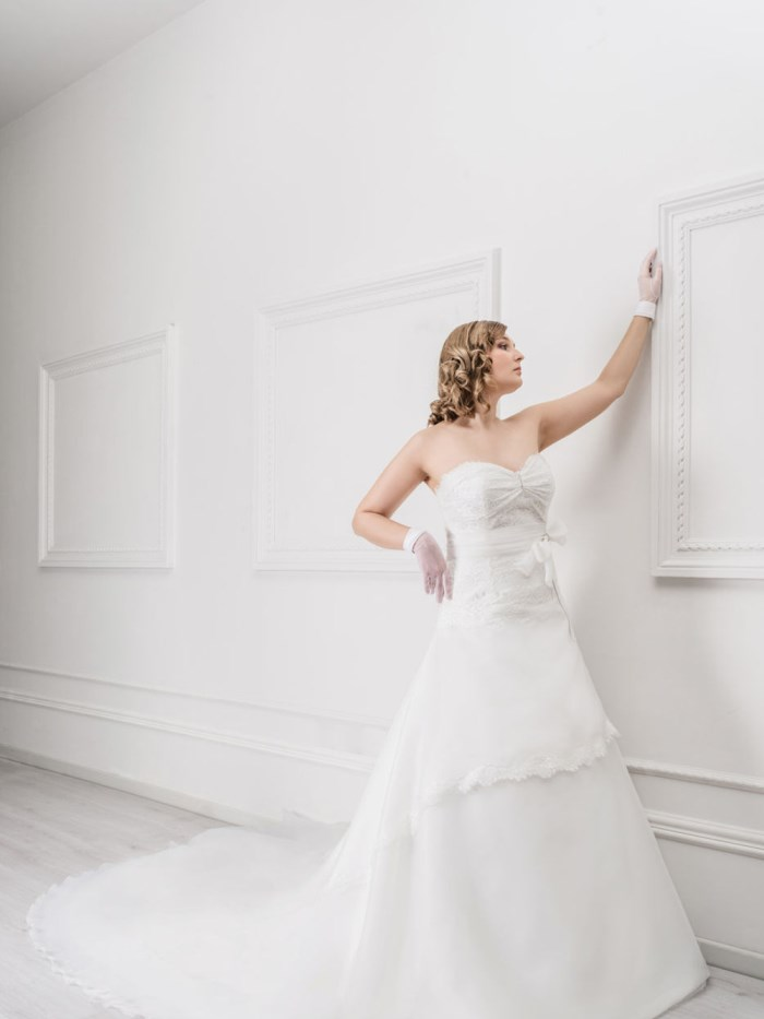 Curvy Wedding Dresses - LX27